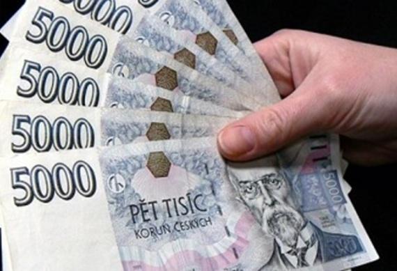 Potřebujete peníze? Levná půjčka 20000 před výplatou ihned