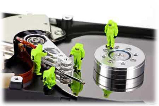 Pomoc: Obnova smazaných souborů z disku