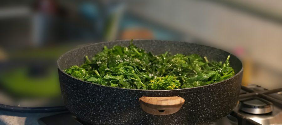 Kitchen Broccoli Vegetables  - AlexRodry / Pixabay