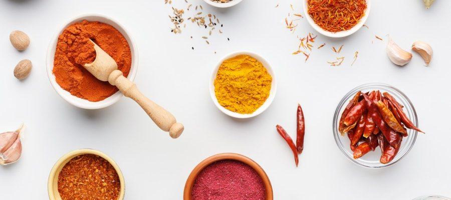 Masala Ingredients Spices Turmeric  - atulkprajapati2000 / Pixabay