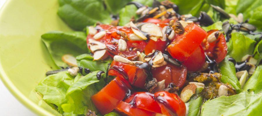 Salad Cherry Tomato Tomato Tomatoes  - McDrok_the_RhythmDoc / Pixabay