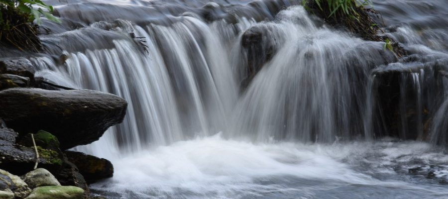 Water Waterfall Idyll Nature River  - ThomasL40 / Pixabay